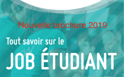 Brochure Action Job Étudiant 2019