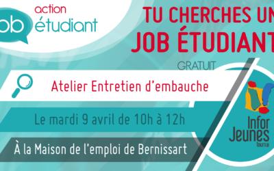 Action Job Bernissart – 9/04/2019