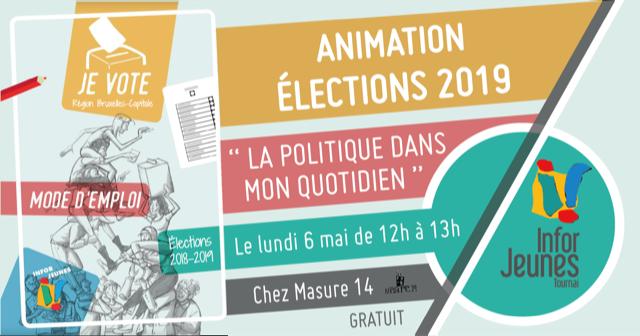 Animation Élections 2019