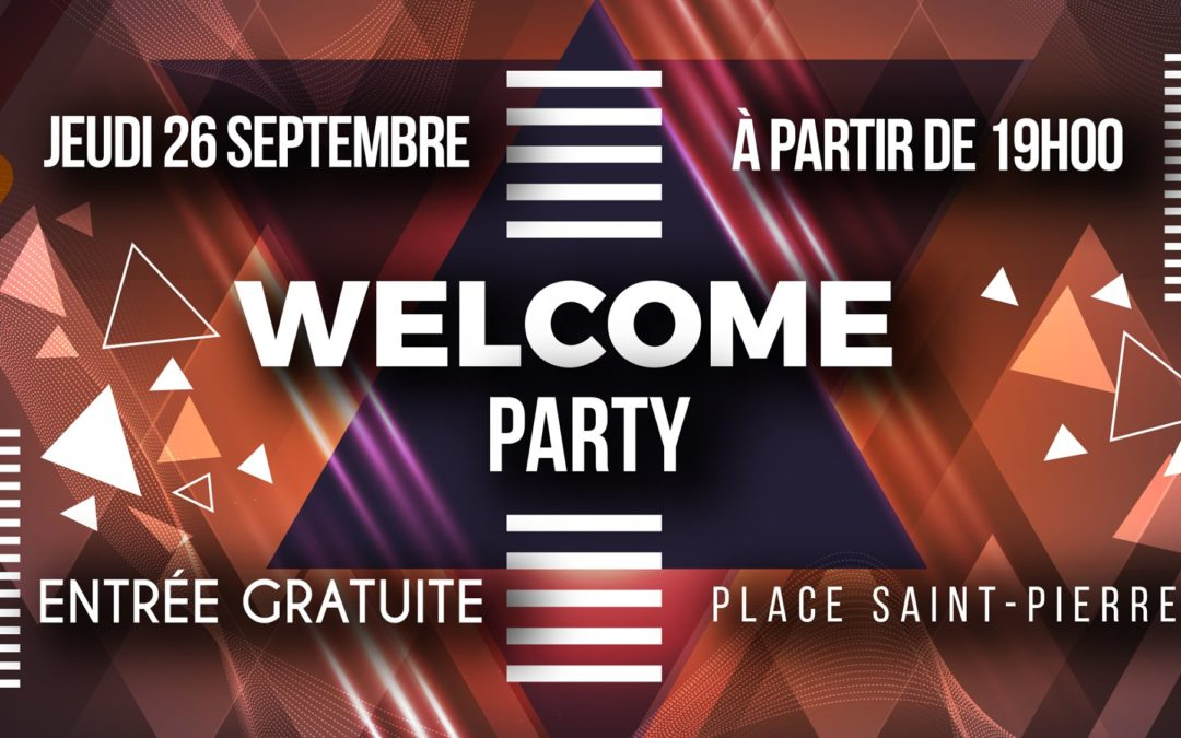 Welcome Party 2019