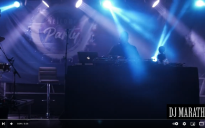 AFTERMOVIE – WELCOME PARTY 2021